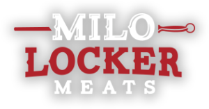 Milo Locker Meats Logo