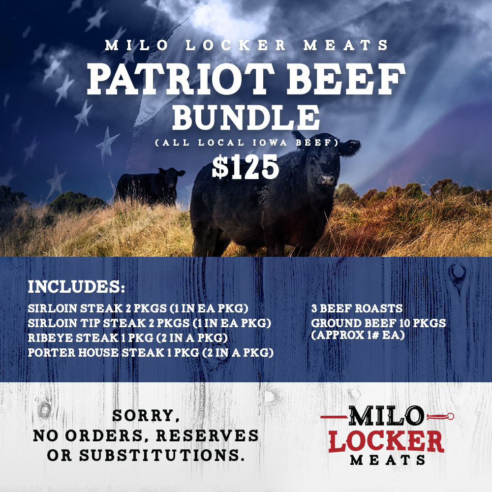 beef processing bundle